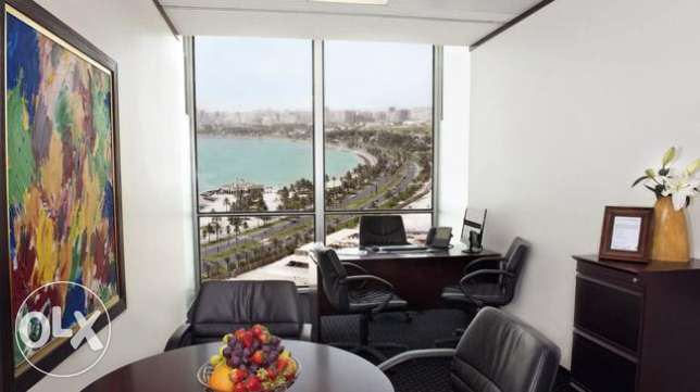Muscat Oman Rental Office Spaces