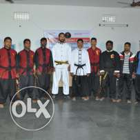 Kick boxing , kung-fu Coach indian have experience 15years in teaching