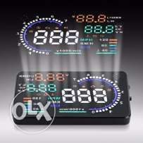 Large Screen Auto Car HUD Head Up Display (now with stand)
