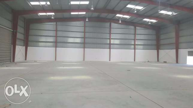 Warehouse for Rent in Misfah near Oman Oil (RF 137)