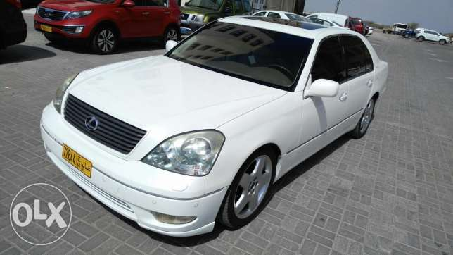 Lexus LS430 model 2001 cash for sell