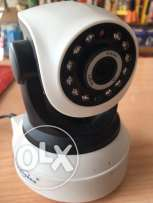 IP camera for sale with 360 degree rotation and night vision