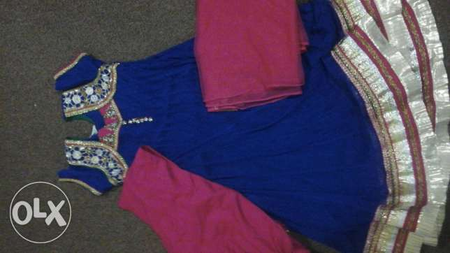 Indian style cloths only 1 hour used مسقط -  4