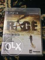 Rage for PS3