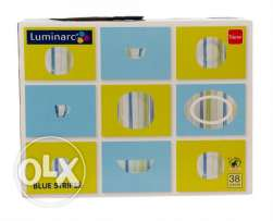 Kitchen ware utensil - Dinner Set - Almost New - Luminarc - Box Pack
