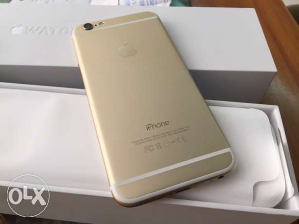 iphone 6 64 gb gold clean phone