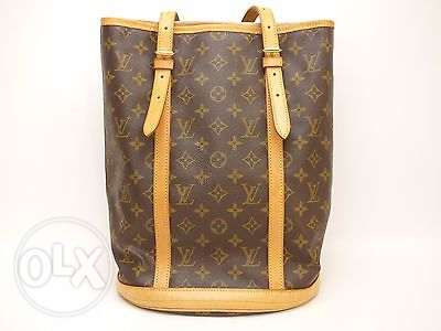 Great offer. Vintage Louis Vuitton GM Bucket Bag مسقط -  1