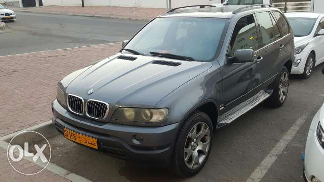 bmw X5 clean car daily use 4.4i looking for sale