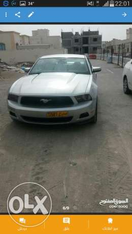 Ford mustang for sale only WhatsApp السيب -  2