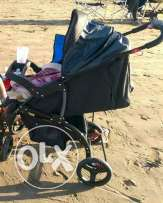 Stroller for sell in good condition