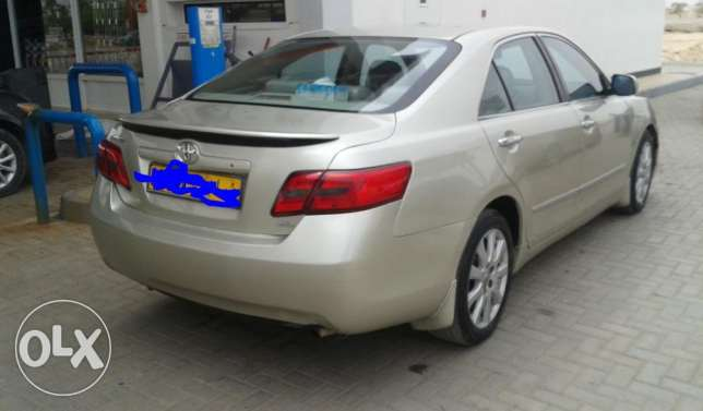 Toyota Camry Fully Automatic for Urgent Sale صلالة -  2