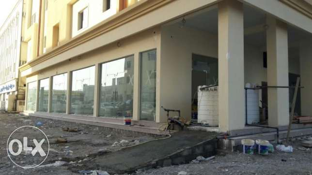 KA 097 Brand New Shop in Khod for Rent