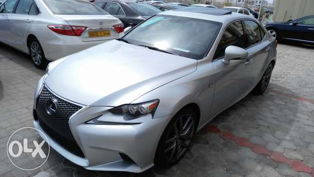 Lexus IS250 Fsport model 2014 cash or finance