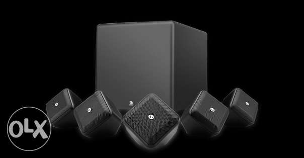 Denon Home Theater System 5.1 DD & DTS