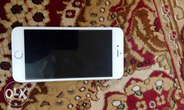 iphone6 plus 128GB silver exchange with S7 edge السيب -  1