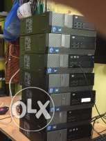 """dell i5 3.10ghz 8gb ram 500gb hdd with 22"""" led with warranty"""