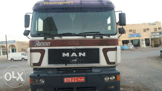 MAN UNIT 2000 model Nizwa - image 1