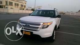 Pay 105 RO monthly Ford Explorer 2013 agency service low mileage