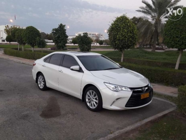 Agency maintained 18 month old Toyota Camry 25000 km مسقط -  4