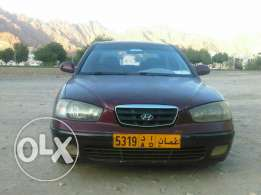 Hyundai elantra full auto model 2001