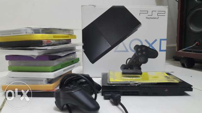 Sony PS2 for sale with 20+ Games