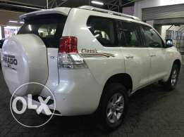 Prado 2012 all history with bahwan company 2.7 engine