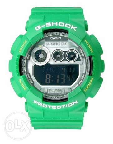 G Shock GT-120TS-3DR For Sale. Unused like New Great Price