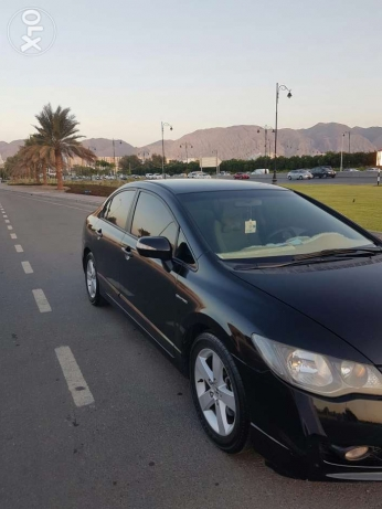 Civic 2009, first registration 2010 in very well condition مسقط -  7