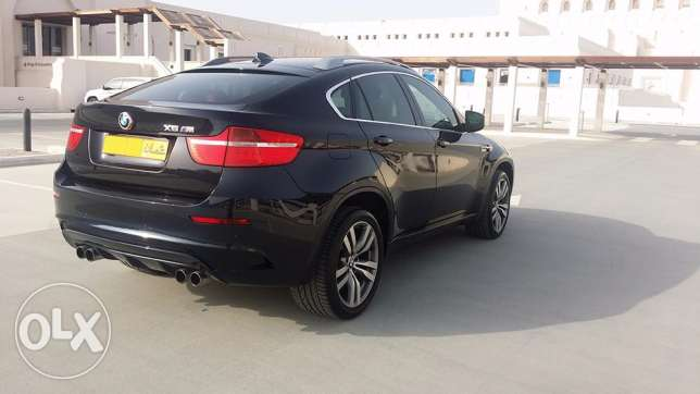 للــــ BMW X6 Mpawer ـــــبيع مسقط -  7