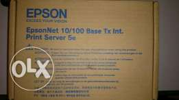 Epson print server Never used