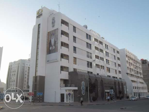 Offices for Rent in CBD Area, Banks Street – Oman Arab Bank Building