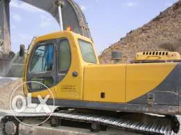 Volvo Excavator 240- For Sale