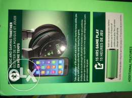 Brand New Turtle beach XP510 for xbox360 PS3 and Mobile for sale