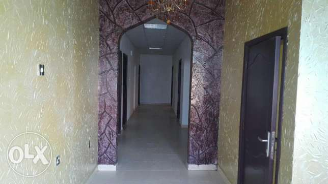 Upper Portion of Villa for rent in mawala 2mints drive city center مسقط -  4