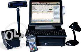 extreme user friendly pos software & hardware for restaurant