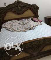 king size bed in mawaleh