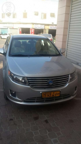Geely GC7 .full automatic