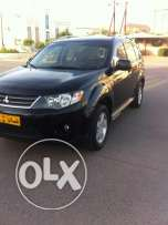 Mitsubishi outlander 2009 in excellent condition for sale