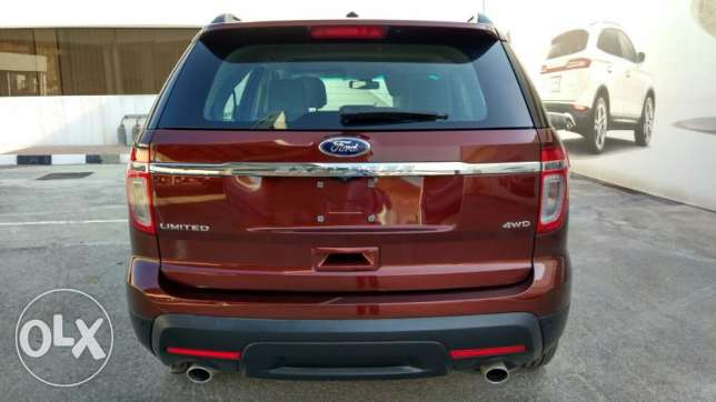 Ford Explorer Limited 2015 Model For Sale مسقط -  3
