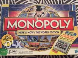 MONOPOLY Here and Now : THE WORLD EDITION (electronic)