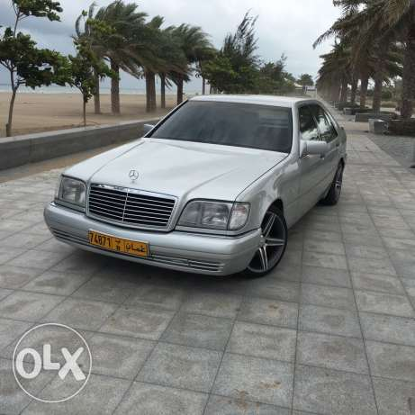 Benz S300 W140 S Class very good condition