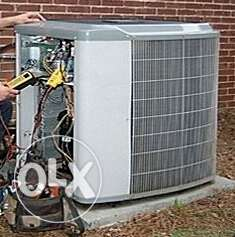 Cooling services and sale purchase of items