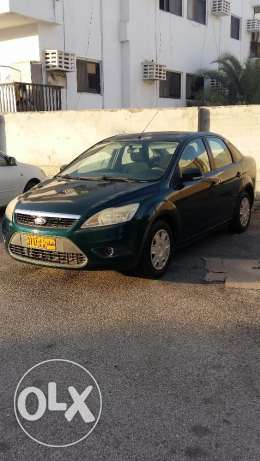 Low milege , Accident free , Lady driven , attractive Plate- Ford Focu مسقط -  3