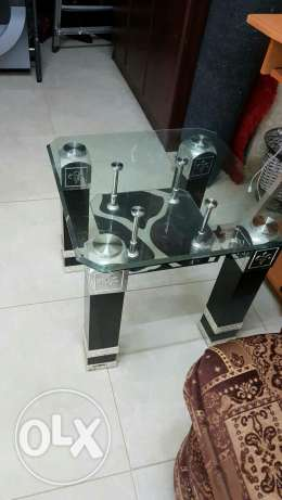 Set of Glass Tables صلالة -  1