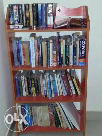 Book Shelf for sale مسقط -  1