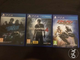 3 CD for Ps4