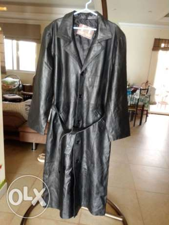 Pure leather jacket for woman السيب -  1