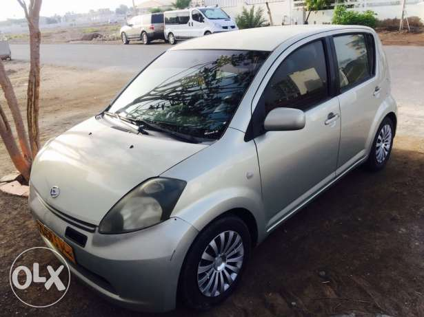 Daihatsu Sirion for sell in very good condition