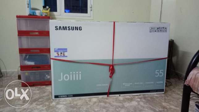 Led smart TV Samsung 55 inches