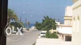 Big rooms with a private bathroom in Compound near the sea street Azeb